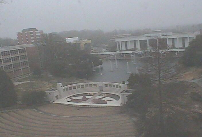 Amphitheater Webcam at Clemson University, South Carolina