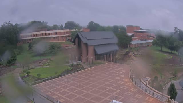 Clemson University Webcam - Samuel J. Cadden Chapel Construction