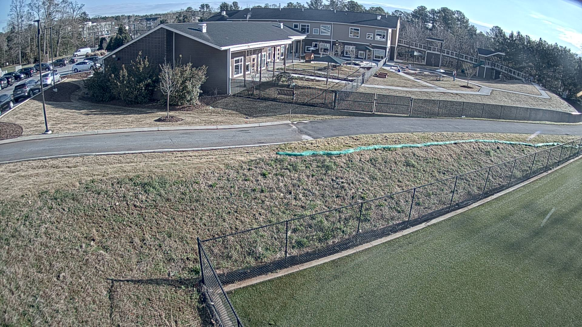 Clemson University Webcam - Child Development Center Construction