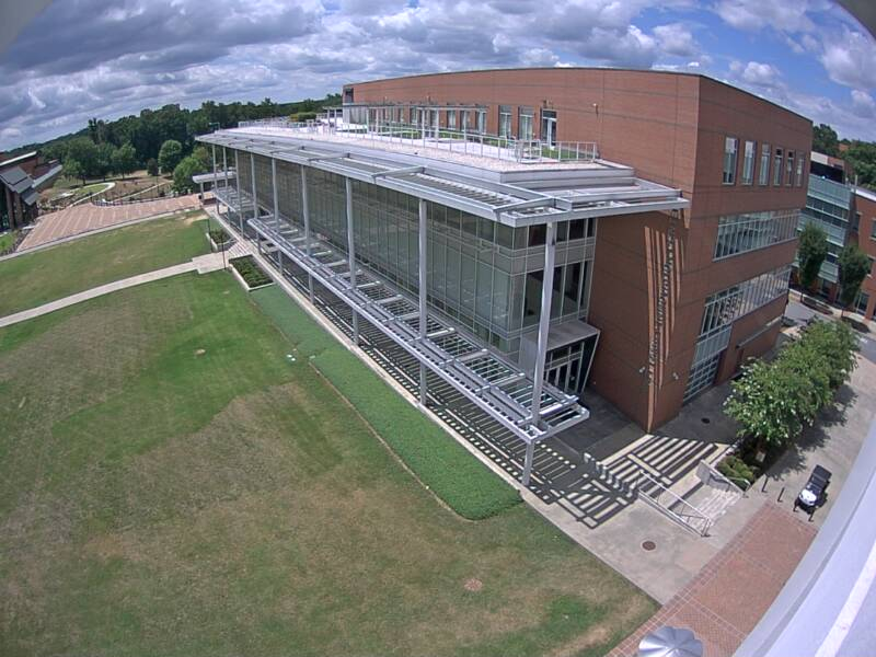 Clemson University Webcam - Watt Family Innovation Center Construction