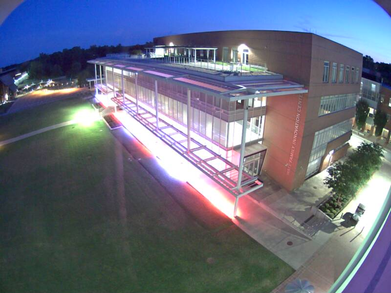 Clemson University Webcam - Watt Family Innovation Center