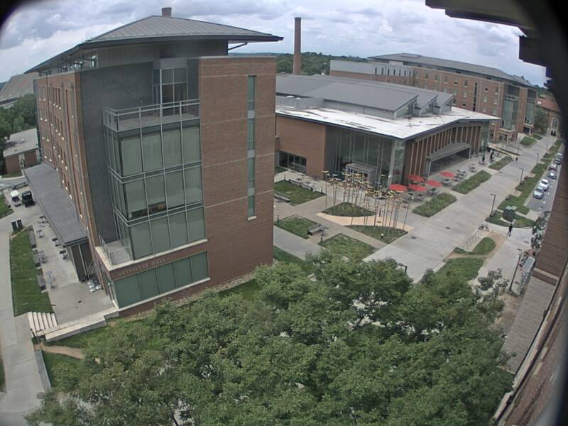 Clemson University Webcam - Core Campus