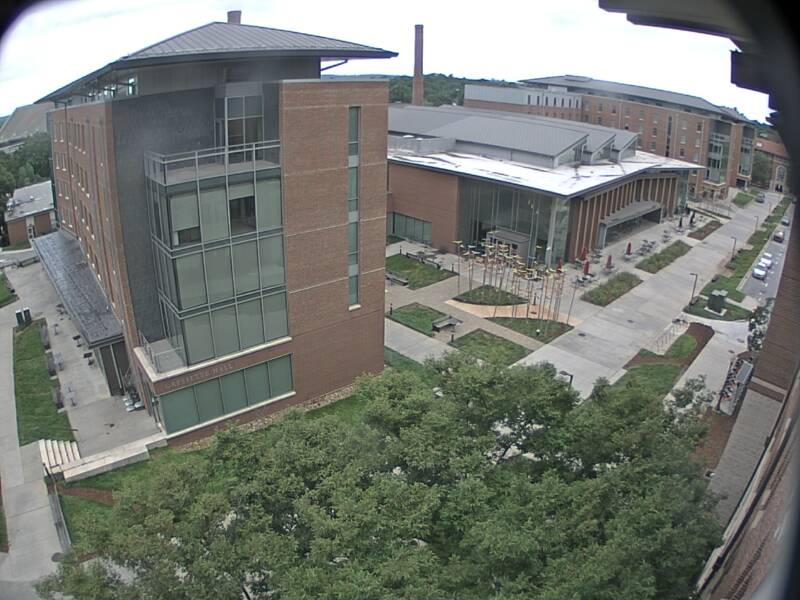 Core Campus Webcam at Clemson University, South Carolina