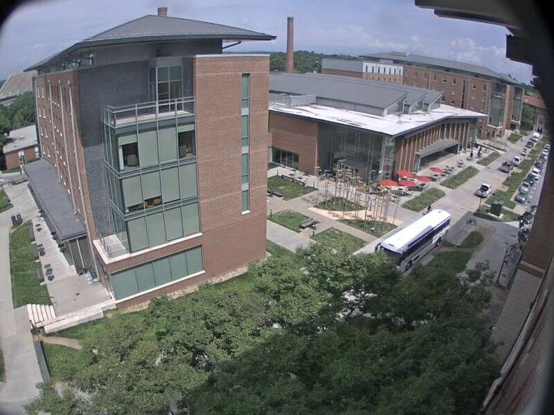 Clemson University Webcam - Core Campus Project #1