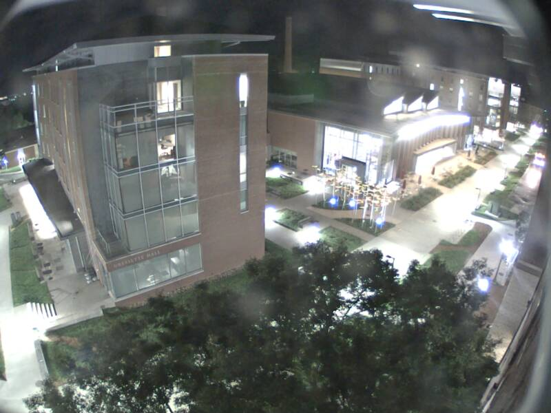 Core Campus Project #1 Webcam at Clemson University, South Carolina