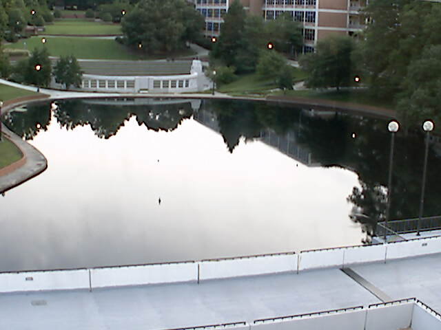 Library Reflection Pool Camera provided by: Cooper Library