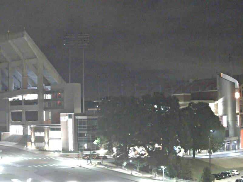 Clemson University Webcam - Littlejohn Coliseum Renovation