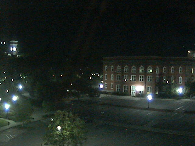 Clemson University Webcam - Tillman and Sikes