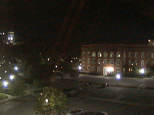 Clemson University Webcam - Old Main and Sikes