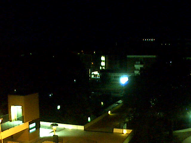 Clemson University Webcam - Library Bridge from Riggs Hall