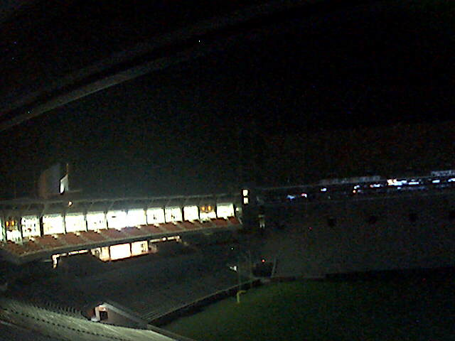 Clemson University Webcam - Scroll of Honor