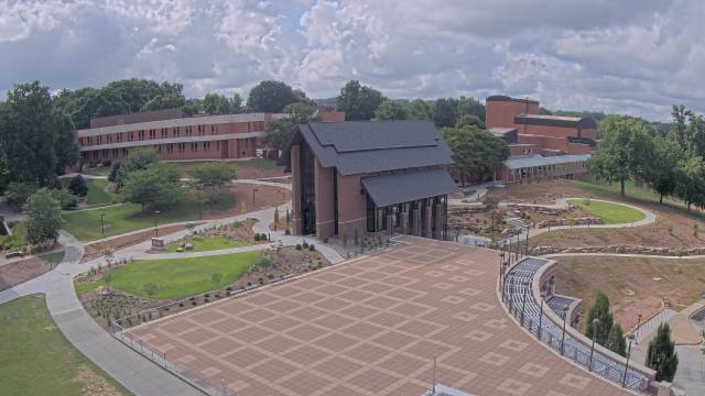 Clemson University Webcam - Samuel J. Cadden Chapel Construction