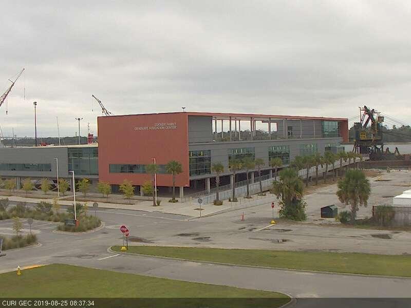 Clemson University Webcam - Zucker Family Graduate Education Center, N. Charleston, SC