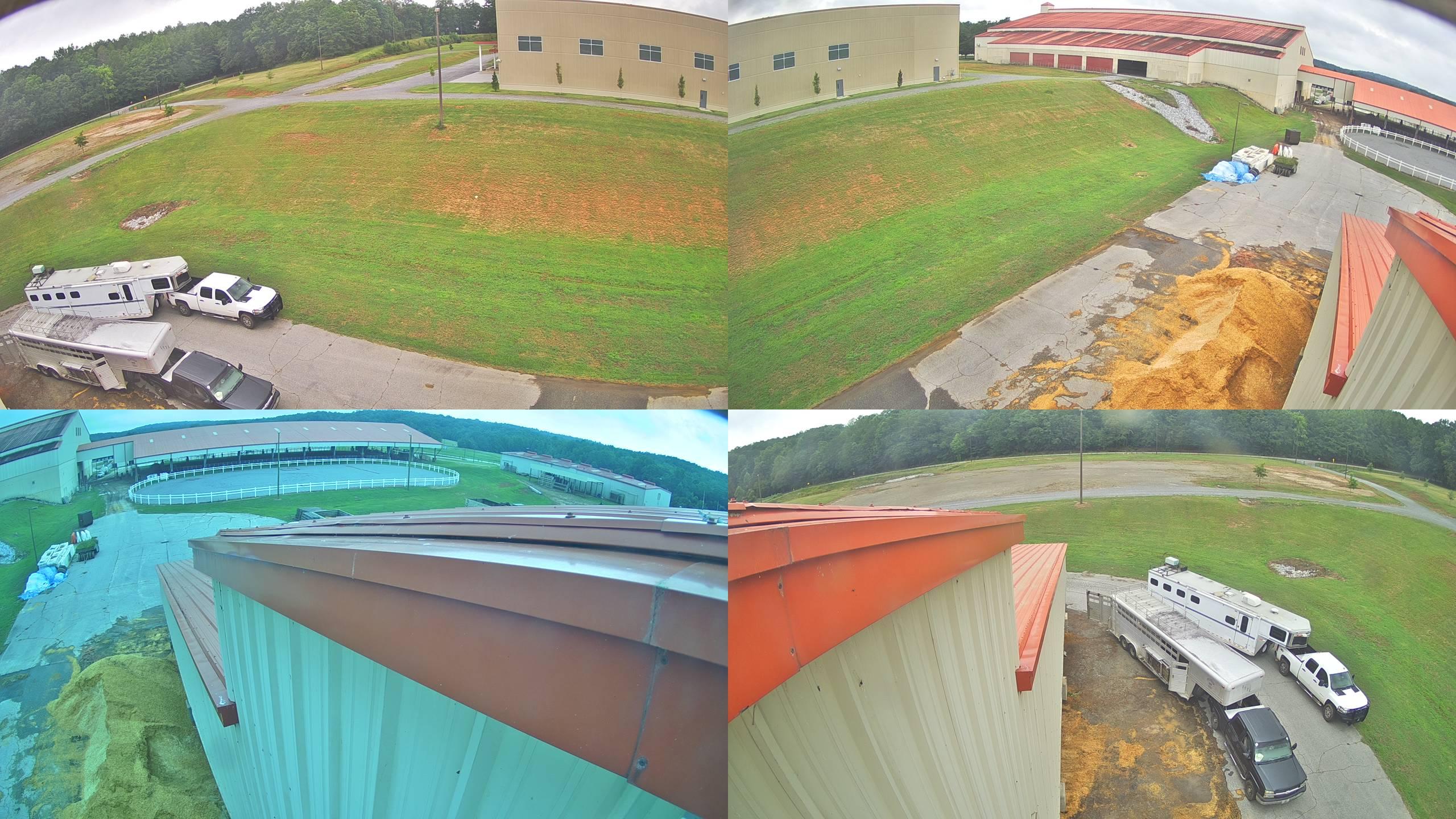 Clemson University Webcam - T. Ed Garrison Expo Center Construction