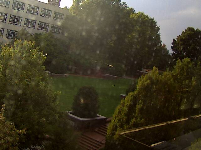 Clemson University Webcam - Class of 1960 North Green