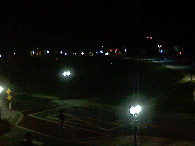 Clemson University Webcam - Bowman Field from the President's office
