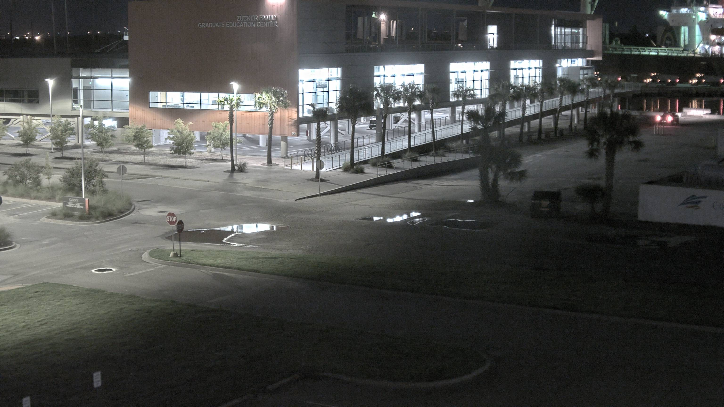 Clemson University Webcam - Zucker Family Graduate Education Center, N. Charleston, SC
